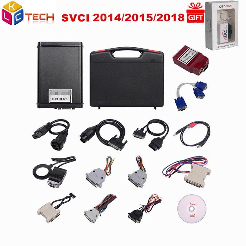 New Arrival SVCI 2018 ABRITES Commander SVCI Full Version Including 18 Software SVCI 2015 Unlock Version