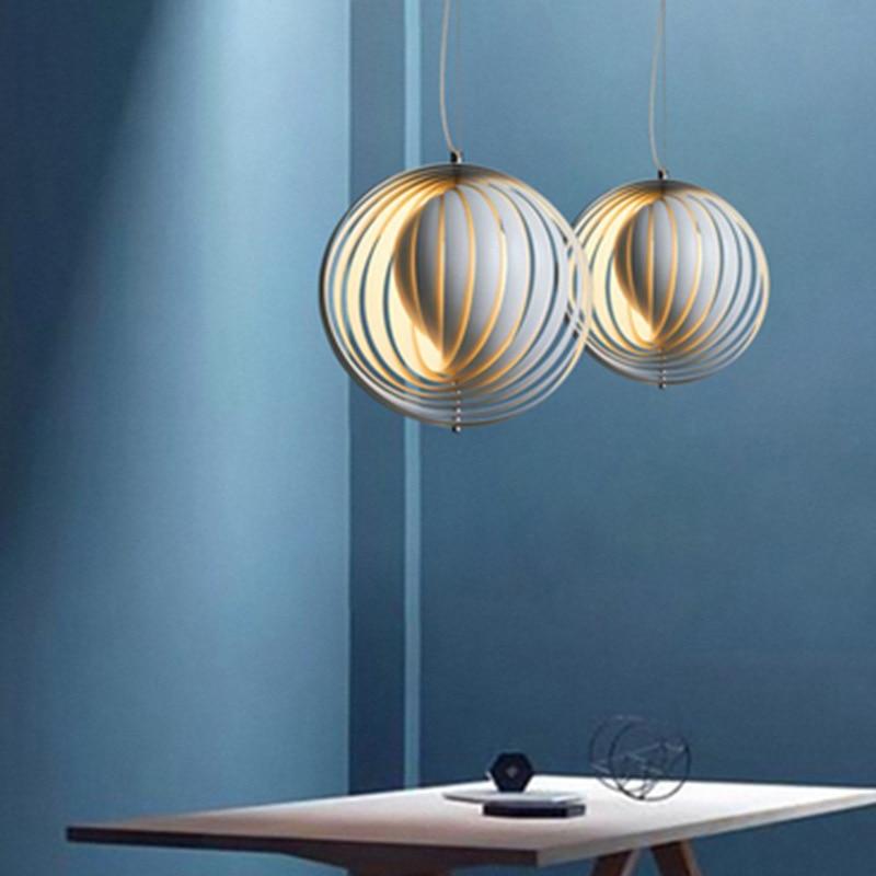 Modern Minimalist Pendant Light Lamp Nordic Ceiling Clothing Decoration Glass Ball Lamp For Living Room Bedroom Dining Room Pendant Lights     - title=