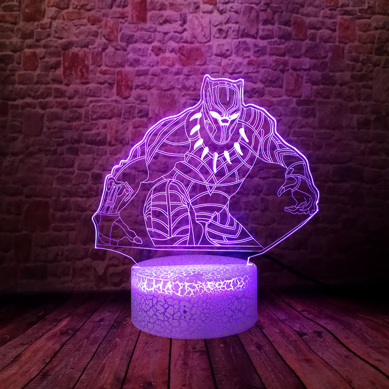 figuras-black-panther-font-b-marvel-b-font-model-3d-illusion-led-nightlight-colorful-changing-light-avengers-panther-action-toy-figure-gift