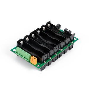 Image 2 - Caja de batería de pared de alimentación 3S 12V 3s Paquete de batería 3S bms 18650 li ion, baterías de litio BMS PCB 40A 80A