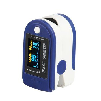 Finger Pulse Oximeter Finger Clip Heartbeat Pulse Oximeter Portable Heart Rate Spo2 Monitor Blood Oxygen Meter Sensor yk 820mini 2 4inch color tft screen handheld pulse oximeter spo2 pulse rate blood oxygen monitor oxymeter