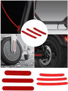 Reflectors Scooter-Accessories Ninebot Es2 Strip 3pcs Es4 Es3 Night-Safety-Strip