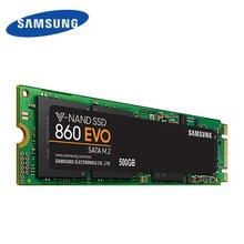 Samsung M.2 Ssd 1Tb 860 Evo M.2 2280 500Gb 250Gb Interne Solid State Disk Harde Schijf Pc desktop Laptop Voor Gratis Verzending