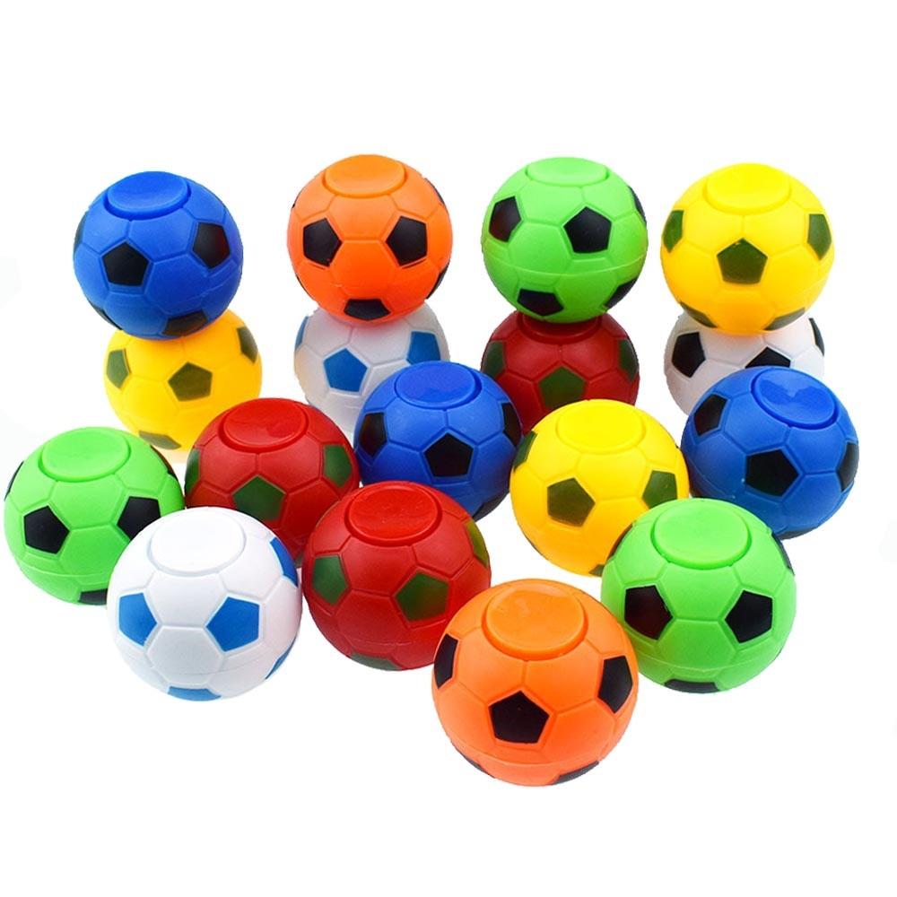 Gyro Toy Football-Game Hand-Spinner Finge Anti-Stress Focus-Adhd Mini Edc New 1pcs Hot-Sale img4
