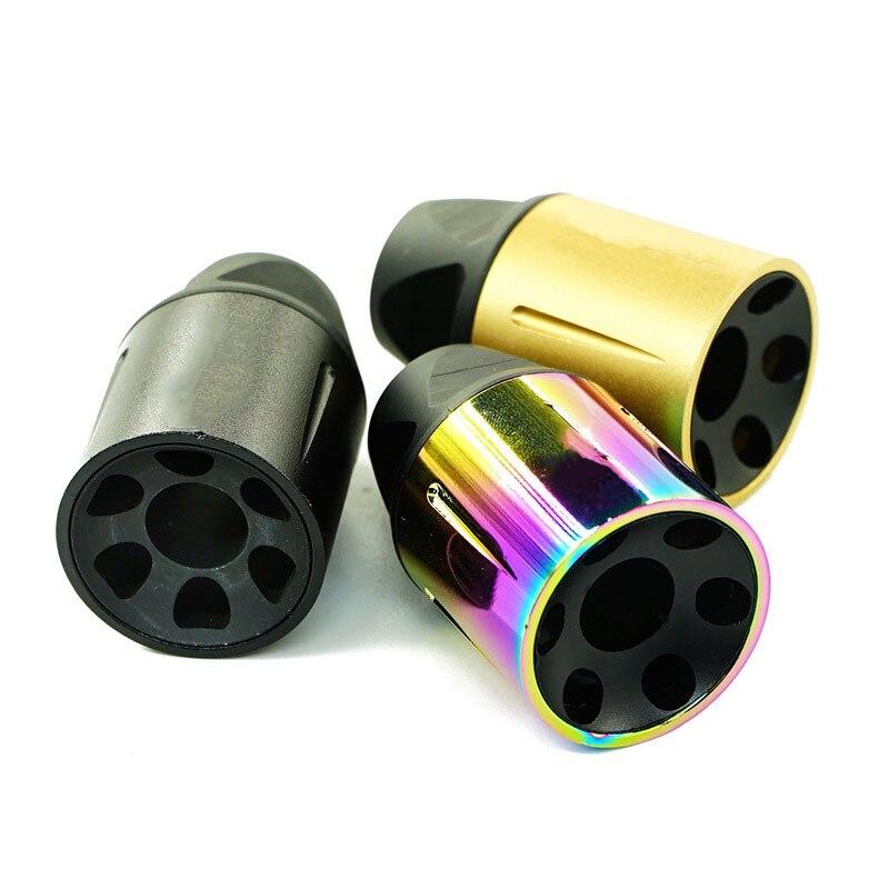 TOtrait Alloy CCW SLR SLH 14mm Negative Thread Barrel Brake Cap Airsoft AEG GBB AR15 M4/M16 Airgun Paintball Accessories