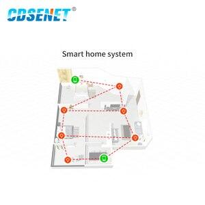 Image 5 - E104 BT10G 2.4GHz TLSR8269 Bluetooth verici UART modülü SMD GFSK SigMesh kapısı yolu Mesh ağı için