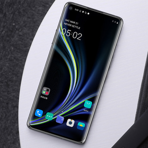 Image 2 - Nillkin 3D DS+ Max Tempered Glass For Oneplus 8 Pro Full Screen Cover Curved Protective oleophobic