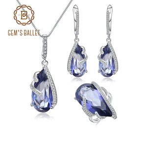 GEM'S BALLET Natural Iolite Bl