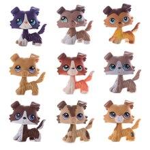 Original LPS Little Pet Shop Collie Dog Collection Shorthair Cat High Quality Dolls Action
