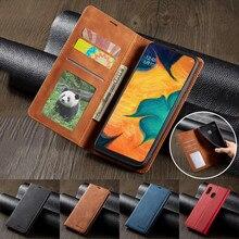 Skórzane Etui z klapką do Samsung Note 20 Ultra 10 Plus A32 A42 A52 A72 portfel pokrywa dla Galaxy A51 A71 A21S A02 A82 A22 Etui telefon