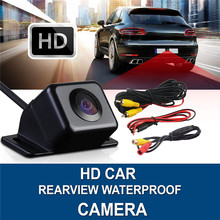 Promotion! New Style Car Rear View Reversing High Quality Convenient Backup Night Vision HD IR CCD Camera 170 degree Waterproof