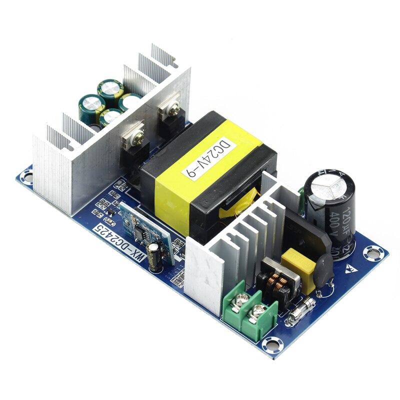 Módulo de fuente de alimentación CA 110v 220v a DC 24V 9A transformador regulado 216W Placa de alimentación de conmutación Fuente de alimentación de tira impermeable ultrafina LED IP67 45 W/60 W/100 W/120 W/150 W/200 W/250 W/300 W transformador 175V ~ 240V a DC12V 24V