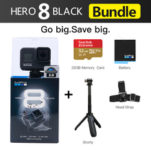 Original GoPro HERO 8 Black Waterproof Action Camera 4K Ultra HD Video 12MP Photos 1080p Live Streaming Go Pro Hero8 Sports Cam cheap SONY IMX377 (1 2 3 12 MP) GP1 Chip About 12MP 1220 mAh 1 2 3 inches Extreme Sports Beginner For Home Professional Car DVR