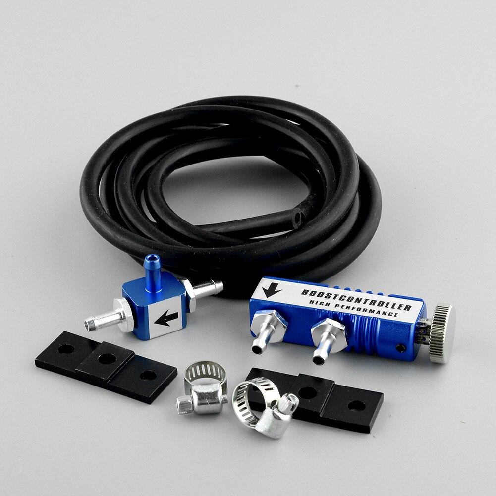 Автомобильный Автомобиль синий гоночный ручной управление Turbo Boost контроллер заряда 1-30 PSI
