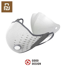 AirPOP פעיל נגד זיהום מסכת אנטי ערפל מסכות אובך חשמלי קטנוע אופנוע רכיבה על אופניים פנים אנטי זיהום אוויר