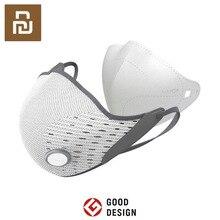 Máscara anti poluição para airpop, máscara facial para ciclismo, moto e scooter elétrica antiembaçante