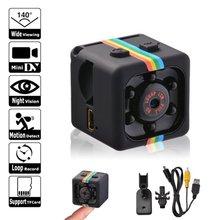 SQ11 Mini Camera HD 1080P Sensor Night Vision Camcorder Motion DVR Micro Sport DV  Video small cam SQ 11