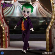 """Детская Подвижная кукла toyz 99378 10 """" Джокер клоун dc"""