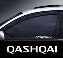Para 2 x nissan qashqai fenster grafik adesivo * farben auswahl