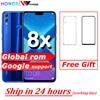 Honor 8X smartphone mobile phone 6.5 full Screen OTA update Smartphone Mobile phone Android 8.1 Octa Core fingerprint ID