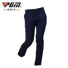 Pgm спортивная одежда мужские брюки для гольфа плотные на весну