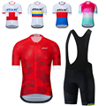 ETIXXL 2021 NEW Bright red Top Quality Short sleeve cycling jersey pro team aero cut with Newest Seamless process road mtb
