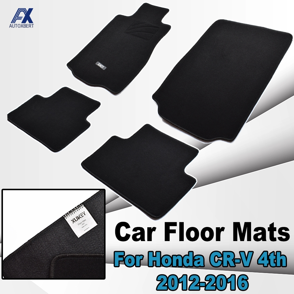 HEAVY DUTY RUBBER Tailored Car Mats 06 on HONDA LEGEND