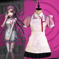 Disfraz de Cosplay de Game Identity V, ropa de Cosplay de Survivor, Emily Dyer, Tsumiki Mikan, uniformes de piel, trajes nuevos