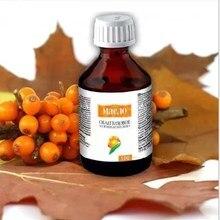 Natural plant base oil Seabuckthorn fruit oil 100ml enhance immunity, antioxidant,Acne anti-aging
