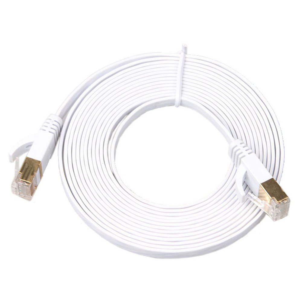 CAT6 Lan Cable RJ45 Cat 6 Cable RJ45 Ethernet Network Cable Short Patch Cord 1m 3m 5m 10m 15m 30m For Laptop Router