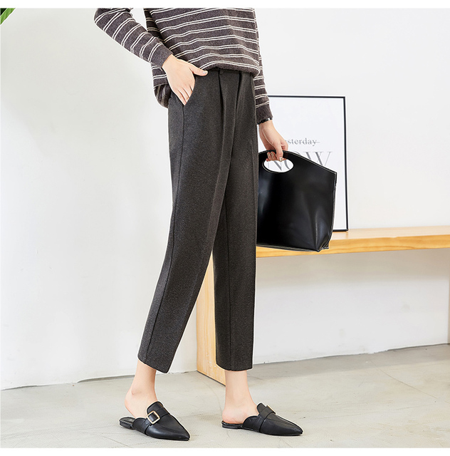 Winter Woolen Pants  5