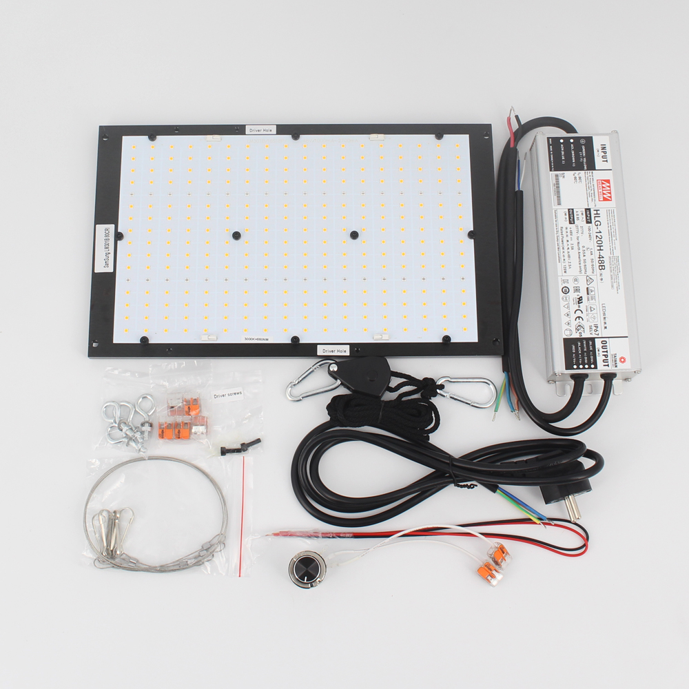 BIG DISCOUNT) 120W 240W Led Grow Light Quantum Board LM561C