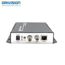 ZY-ES301 SDI to IP Video streaming Encoder h.265 SDI encoder H.264 iptv Encoder ixtk90n25l2 to 264