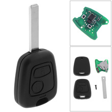 433MHz 2 Buttons Keyless Uncut Flip Remote Key Fob with Chip VA2 Blade for Citroen C1 C2 C3 C4 Xsara Picasso 433mhz 2 buttons keyless uncut flip remote key fob with id46 chip for citroen saxo picasso xsara berlingo sx9 d25 new listing