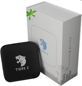 Image 2 - Tigre2 tv box HTV6 HTV BOX 5 iptv HTV5 BOX H.TV 6 Brasilianisches Portugiesisch Internet Streaming box