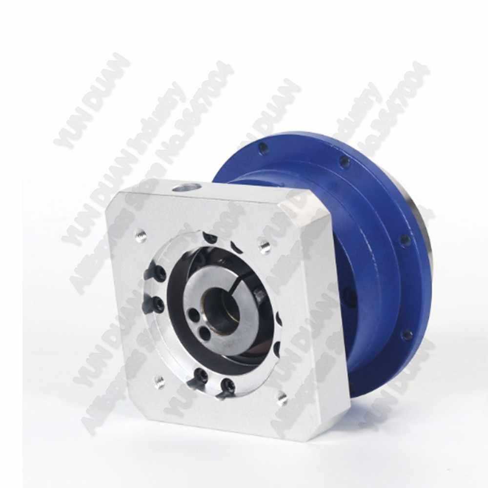 10:1 stosunek planetarną reduktor skrzyni biegów 10 przekładnia zębata obrotowa platforma NEMA23 57mm silnik krokowy 8mm do spawania