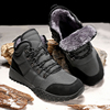 Men Hiking Shoes Autumn Winter Waterproof Ankle Boots Outdoor Trkking Walking Climbing Sports Shoes Male Sneakers Size 38-48