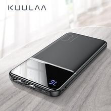 KUULAA, внешний аккумулятор, 10000 мА/ч, портативная зарядка, повербанк, внешняя батарея, зарядное устройство для UMIDIGI A5 pro, Xiaomi Redmi Note 7, powerbank,павер банк,пауэр банк,повер банк,паурбанк,пауэрбанк