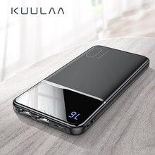 KUULAA power bank 10000mah portable charging poverbank For X