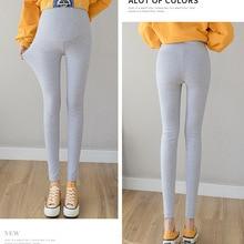 Pants Pregnancy-Leggings Trousers Women's New Fake Loose-Tops Nursing Two