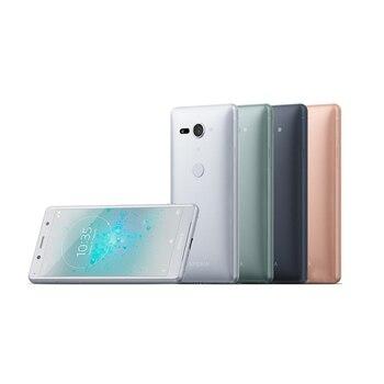 Перейти на Алиэкспресс и купить Оригинальный Новый мобильный телефон Sony Xperia XZ2 Compact H8324 5,0 дюймов 4 Гб ОЗУ 64 Гб ПЗУ Octaore Android Fingerprint 19.0MP Dual SIM Phone