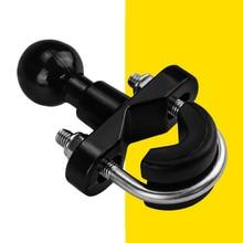 Rearview-Mirror Modification-Parts-Accessories Motorcycle-Ball-Head Handlebar U-Lock