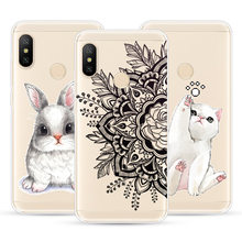 Fashion Printed Phone Case For Nokia 7.1 6.1 5.1 3.1 2.1 Case Soft Silicone For Nokia 7.1 6.1 5.1 3.1 Plus Back Cover(China)