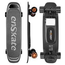 EnSkate Woboard стандартный электрический Skatboard /4 колеса e-самоката 900 Вт двойной мотор электрический Longboard