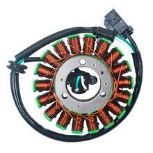 Катушка статора мотоциклетного генератора Comp для Kawasaki EX250 EX300 (ABS) Ninja 250 250R 250 R 300 ABS ER250 Z250 ABS ER300 Z300 ABS