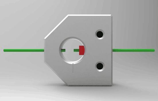 3D Printer Filament Welder Connector Consumables Connector Breakout Connector Material Breakout Wire Connector