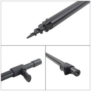 Image 5 - Carp Fishing Rod Pod Set 2pcs Bank Sticks and 2pcs Buzz Bars for Carp Coarse Fishing Tackle