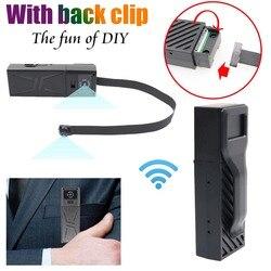 JOZUZE HD 1080P DIY портативная Wi-Fi IP мини-камера P2P беспроводная микро веб-камера видеокамера видеорегистратор с поддержкой удаленного просмотра т...