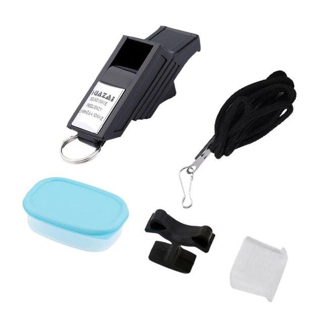 Professional Soccer Football Referee Whistle Basketball Volleyball Handball Whistles Sports Teacher Coach Equipment 4