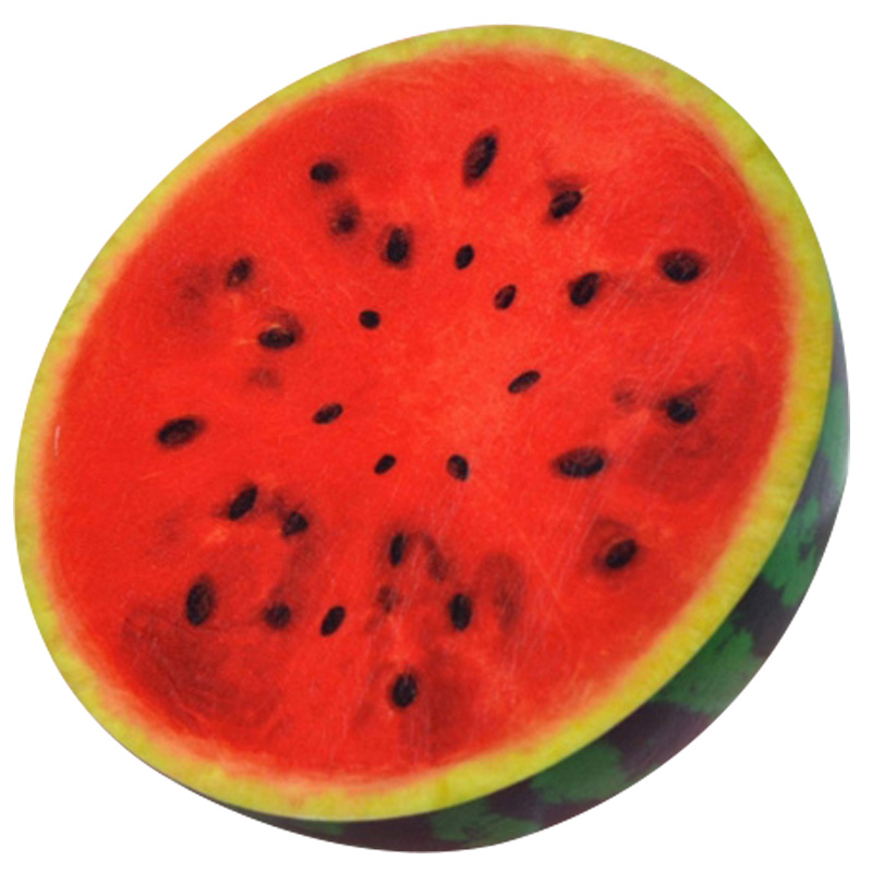 New Watermelon Orange Squishy Simulation Bread Cake Soft Scented Slow Rising Squeeze Toys Stress Relief For Kid Birthday Gift